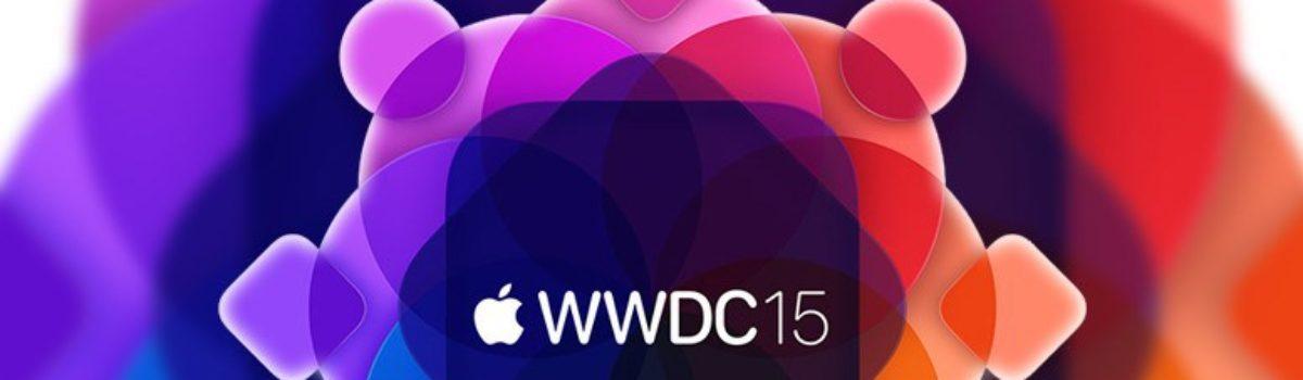 Novedades de la WWDC 2015 para desarrolladores