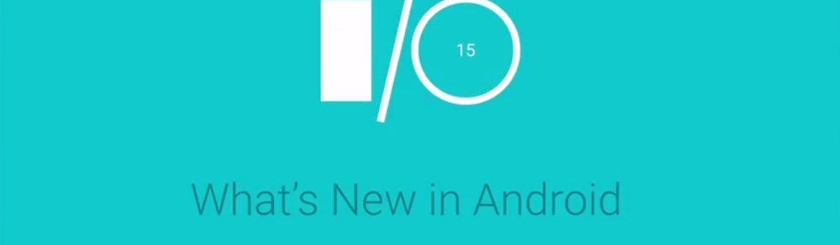 Novedades de Android M para desarrolladores